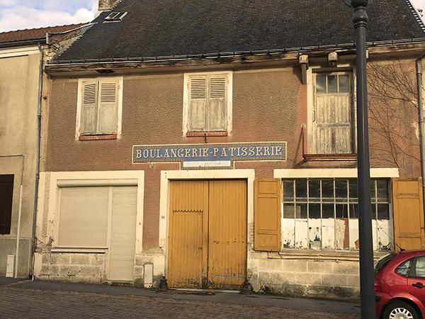 SM Boulangerie Saint Thierry France